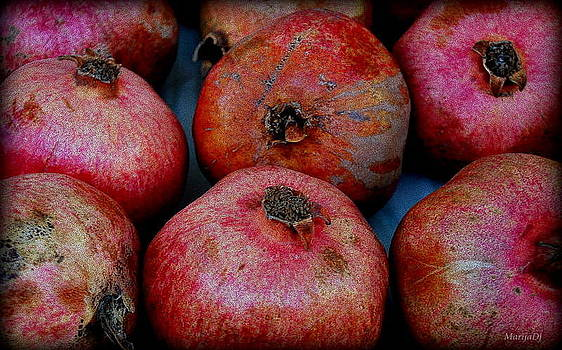 Heavenly fruit by Marija Djedovic