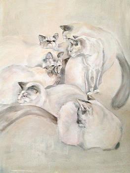 Janet Felts - Heavenly Puffs