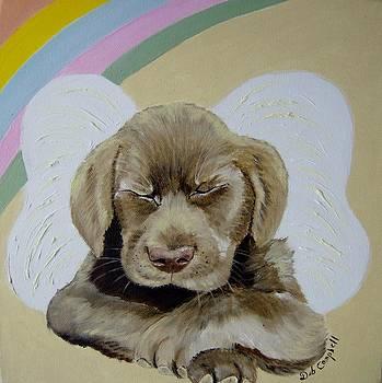 Heaven's Little Angel by Debra Campbell