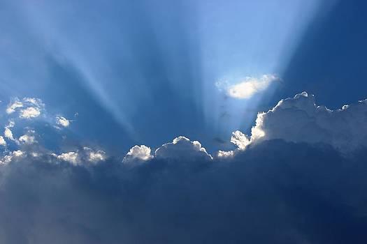Heaven's Sky by Stan Wikle