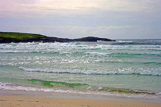 Hebridean Beach by Jacqi Elmslie