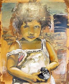 Hebron childhood by Dingo Babusch