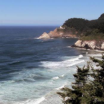 Sandy Rubini - Heceda Head Lighthouse No. 2