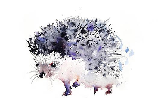 Hedgehog by Kristina Bros