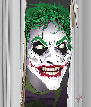 Heeeeeeeres Joker by James Lewis