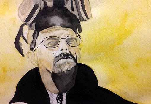 Heisenberg by Trevor Garner