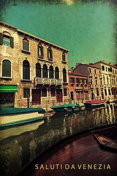 Hello From Venice by Vjekoslav Antic