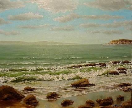Hello Sea by Svetla Dimitrova