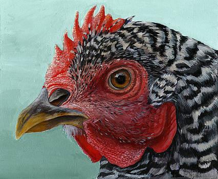 Hen by Michael Trujillo