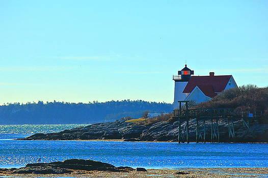 Amazing Jules - Hendricks Head Lighthouse 2