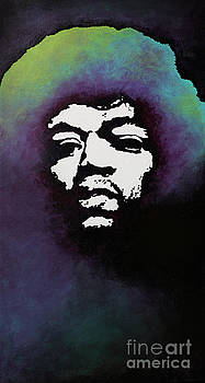 Hendrix by Denise Wilkins