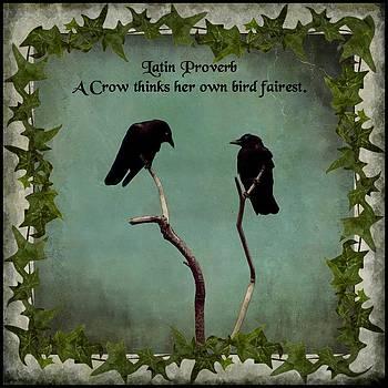 Gothicolors Donna Snyder - Her Bird