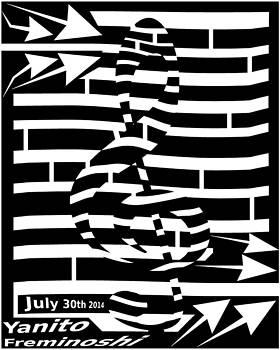 Here Comes Treble Maze by Yanito Freminoshi