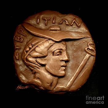Hermes or Mercury by Patricia Howitt