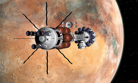 Hermes1 realign orbital path by David Robinson
