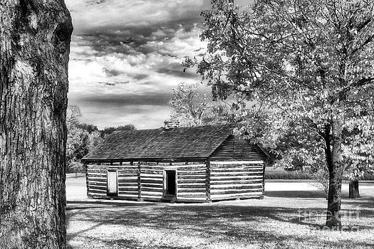 Hermitage Cabin by Jeff Holbrook