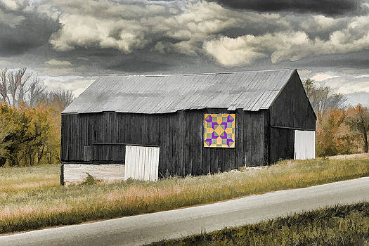 Jack R Perry - Hex Barn