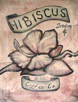 Hibiscus Coffee Co by Christine Maeda