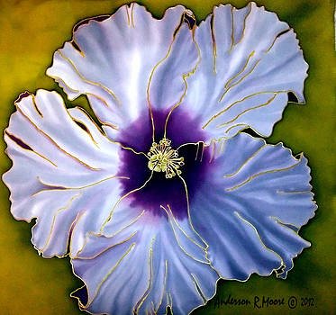 Anderson R Moore - Hibiscus Two