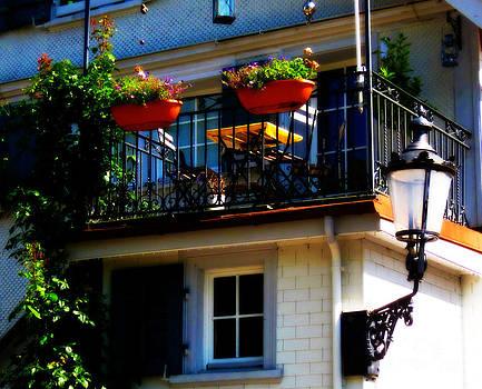 Susanne Van Hulst - Hidden away balcony