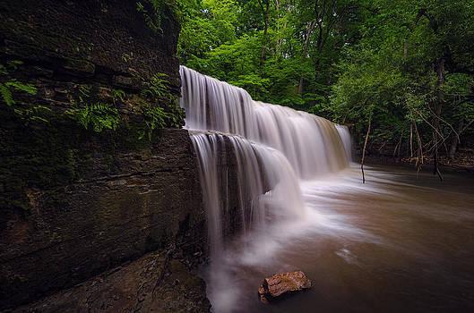 Hidden Falls Nerstrand MN by RB Art