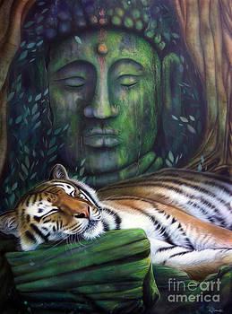 Hidden Sanctuary by Sandi Baker