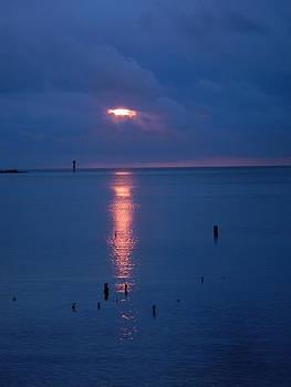 Hidden Sunrise by Susan Sidorski