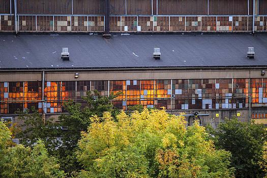 Hide Behind Windows by CJ Schmit
