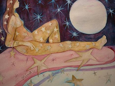 Hiding from the stars by Margaret Pirrouette