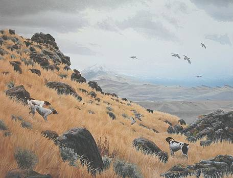 High Desert Dreams by Peter Mathios