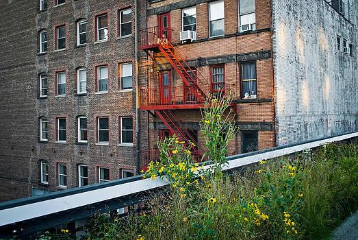 High Line Apartments by Andrew Kazmierski