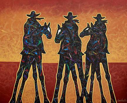 High Plains Drifters by Lance Headlee