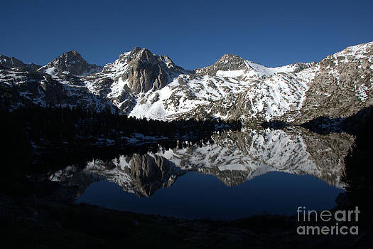 High Sierra Mountain Reflections 1 by Jane Axman