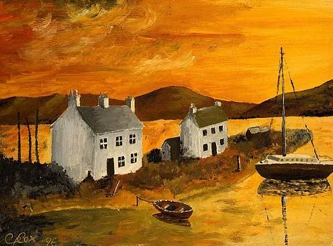 Highland sunrise by Chris Cox