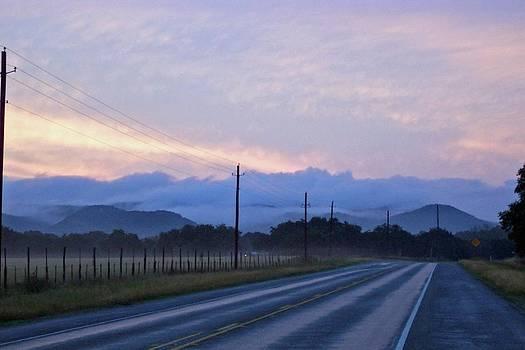 Highway 83  by Brenda Donko