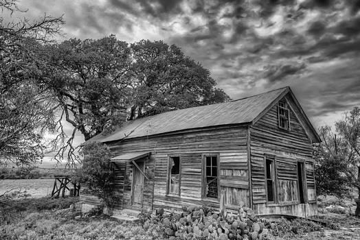 Hill Country Farm House by Bryan Davis