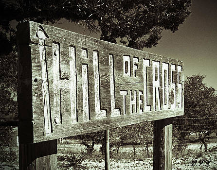 Hill of the Cross by Brooke Fuller