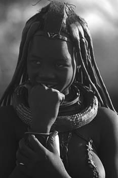 Himba girl 3 by Rafa Soriano