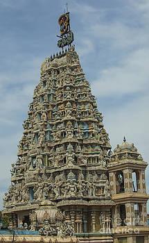 Patricia Hofmeester - Hindu temple