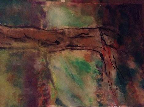 Hippi Tree by Tracy  Pierce