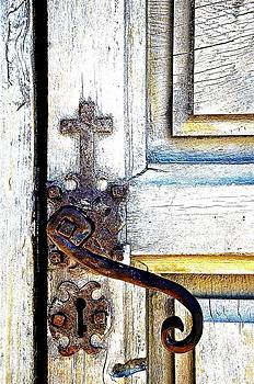 His Door by Johnny Johnston