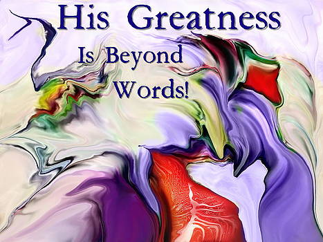 His Greatness by Joyce Rogers