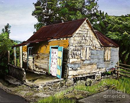 His Humble House by Kelvin James