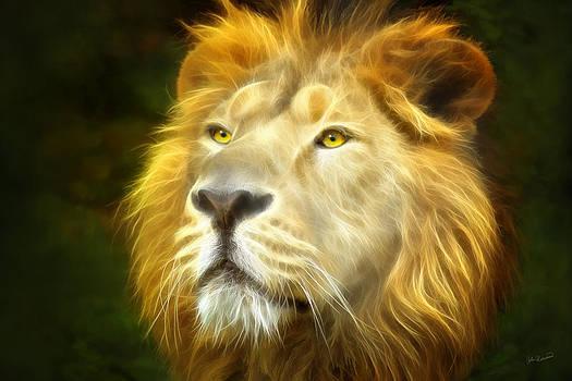 His Majesty by John Robichaud