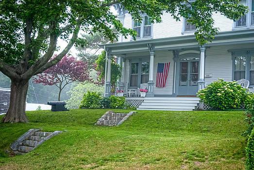 Historic Chatham Home by Andrew Kazmierski