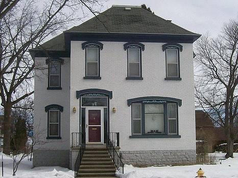 Historic Home Menominee by Jonathon Hansen