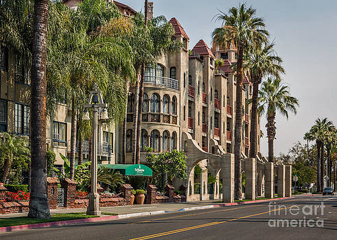 Historic Mission Inn And Spa by Terry Ellis