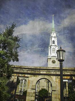 Judy Hall-Folde - Historic Savannah Church