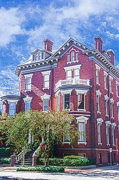 Judy Hall-Folde - Historic Savannah Mansion