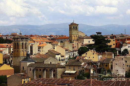 James Brunker - Historic Segovia